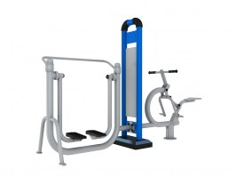 Space Walker & Riding Trainer5