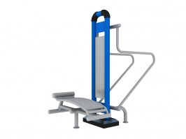 Wab Board & Parallel Bar9